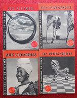 Lot 8 Brochures Photo-Guide Prisma Vintage N°1-3-7-8-14-15-17-43 Propres Indivisble - Photographie