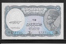 Egypte - 5 Piastres - Pick N°188 - NEUF - Egypte