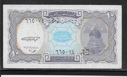 Egypte - 10 Piastres - Pick N°189 - NEUF - Egypte