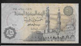 Egypte - 50 Piastres - Pick N°58  TTB - Egypte