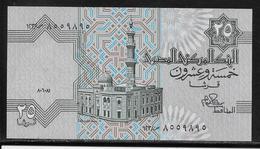 Egypte - 25 Piastres - Pick N°57 - NEUF - Egypte