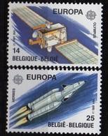 PIA  - BELGIO  -  1991  :  Europa    (YV  2454-55 ) - Belgium