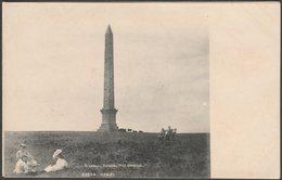 Beacon Hill Obelisk, Bodmin, Cornwall, C.1900 - Frith's U/B Postcard - England