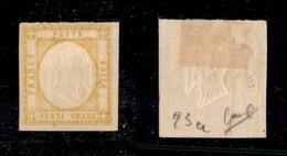 0027 ANTICHI STATI - NAPOLI - 1861 - 20 Grana (23a) - Ben Marginato (800) - Stamps