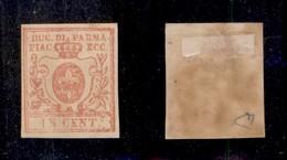 0039 ANTICHI STATI - PARMA - 1859 - 15 Cent (9) - Diena (700) - Stamps