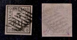 0062 ANTICHI STATI - ROMAGNE - 1859 - 5 Bai (6) - Diena (700) - Stamps