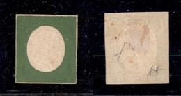 0066 ANTICHI STATI - SARDEGNA - 1854 - Non Emesso - 5 Cent (10) - Margini Precisi - Fiecchi (10.000) - Stamps