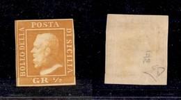 0095 ANTICHI STATI - SICILIA - 1859 - 1/2 Grano (2) - Ben Marginato - Diena (1.200) - Stamps