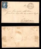 0101 ANTICHI STATI - SICILIA - 2 Grana (8d) - Lettera Da Palermo Del 25.10.59 - Buoni Margini - Diena (875) - Stamps