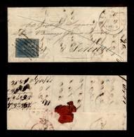 0113 ANTICHI STATI - TOSCANA - Pontedera/6 Sbarre Sottili (Pti.11) - 2 Crazie (13) Appena Stretto A Sinistra In Basso -  - Stamps
