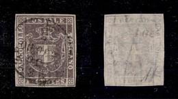 0117 ANTICHI STATI - TOSCANA - 1860 - 1 Cent (17) - Ottimi Margini - Molto Bello - Diena (1.500) - Stamps