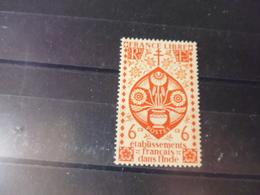 INDE YVERT N°220** - India (1892-1954)