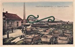 Hlohovec , Vozová Továreň , Priemysel , Automobilka - Slovacchia