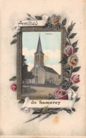 21 - COTE D OR / 219237 - Samerey - Belle Carte Fantaisie - France