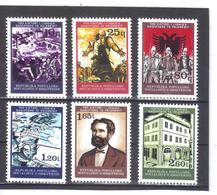 OST1421 ALBANIEN 1978  MICHL 1864/69 ** Postfrischer SATZ SIEHE ABBILDUNG - Albanien