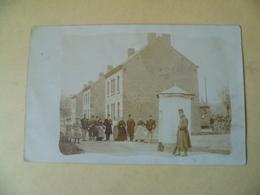Vilvooede. Vilvorde. Superbe Carte-photo. Vers 1905. Militaire Caserne - Vilvoorde