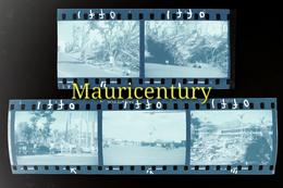 Photo ,  ILE MAURICE , MAURITIUS , CYCLONE CAROL , 1960 , Négatif, Couleur , Port Louis , Maurice , Photos . - Places