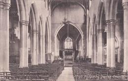 HIGH WYCOMBE PARISH CHURCH INTERIOR - Buckinghamshire