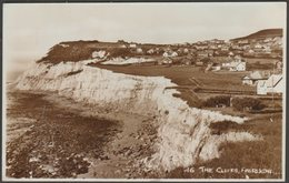 The Cliffs, Fairlight, Sussex, 1937 - Romney Series RP Postcard - England