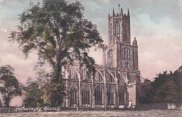 FOTHERINGAY CHURCH - Northamptonshire