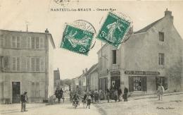 NANTEUIL LES MEAUX  GRANDE RUE - Frankreich