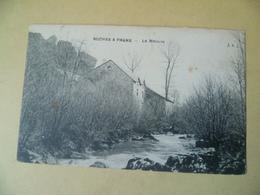 Roches à Frene - Le Moulin.. Cachet Poste De 1917 ? - Manhay