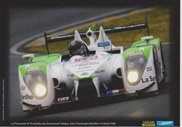24 Heures Du MANS 2012  PESCAROLO N° 16 E.COLLARD / J.C BOUILLON - Le Mans