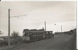 Tramway -Perpignan - Venant De Canet - Trains