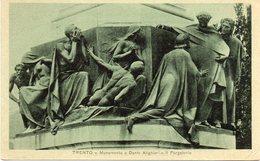 Prestito Nazionale - Trento - Monumento A Dante Alighieri - Nr 7 - Guerra 1914-18