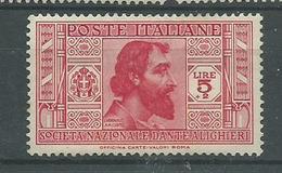 180028859  ITALIA  YVERT    Nº  293  */MH - Nuevos