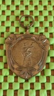 Medaille / Medal - Medaille  Deutsland -  Judo - Weinachts Kampfe - Martial Arts