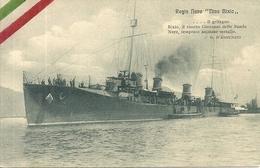 """Regia Marina Militare Italiana, Regia Nave """"Nino Bixio"""" Esploratore - Guerra"""