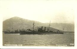 "Regia Marina Militare Italiana, Regia Nave Torpediniera ""Clio"" - Guerra"