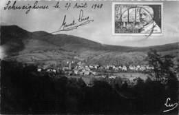 68-SCHWEIGHOUSE- VUE GENERALE - France
