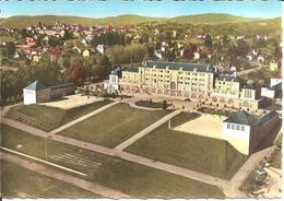 EN AVION AU-DESSUS DE ... EGLETONS (19) L'Ecole Nationale Professionnelle  (Ed: LAPIE)  CPSM  GF - Egletons