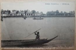 SENEGAL SAINT-LOUIS PENEL  CAMP DE LA COMPAGNIE MONTEE - Senegal