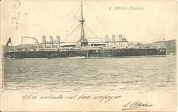 """Regia Marina Militare Italiana, Regia Nave Corazzata """"Italia"""" - Guerra"""