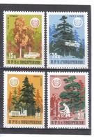 OST1448 ALBANIEN 1984  MICHL  2233/36  ** Postfrisch SIEHE ABBILDUNG - Albanien