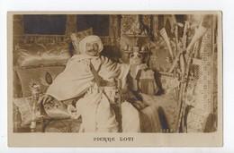 SUPERBE CARTE PHOTO - L'Ecrivain PIERRE LOTI 1900... - Escritores