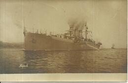 "Regia Marina Militare Italiana, Regia Nave Corazzata Da Battaglia ""Napoli"" - Guerra"