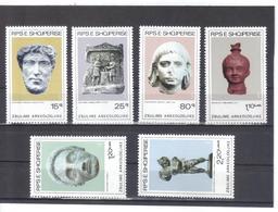 OST1445 ALBANIEN 1984  MICHL  2193/98  ** Postfrisch SIEHE ABBILDUNG - Albanien