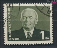 DDR 622a Geprüft Gestempelt 1958 Präsident Wilhelm Pieck (IV) (9187791 - DDR