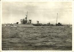 """Regia Marina Militare Italiana, Regio Cacciatorpediniere R.C.T. """"B B Borea"""" - Guerra"""