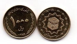 Iran - 1000 Rials 2010 UNC Eid-Al Adha Ukr-OP - Iran