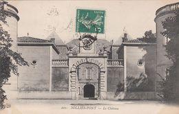 Cp , 83 , SOLLIÉS-PONT , Le Château - Sollies Pont