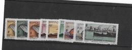 Nouvelle-Calédonie N°259 à 268** Sans Le 267 - Nouvelle-Calédonie