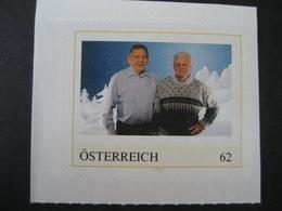 Österreich- PM Toni Und Ferry Postfrisch, Selbstklebend - Österreich