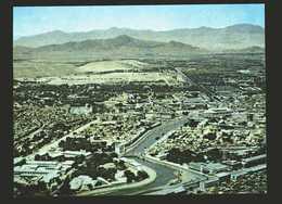 AFGHANISTAN  KABOUL  Vue Générale  CP Année 1972 - Afghanistan
