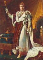 Personnage        H63      Rueil Malmaison.Napoléon En Costume De Sacre - Historical Famous People