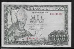 Espagne - 1000 Pesetas - Pick N°151 - TTB - [ 4] 1975-… : Juan Carlos I